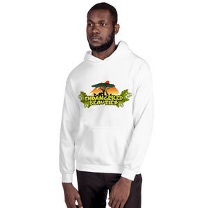 Unisex Endangered Beauties Hoodie - Endangered Beauties LLC