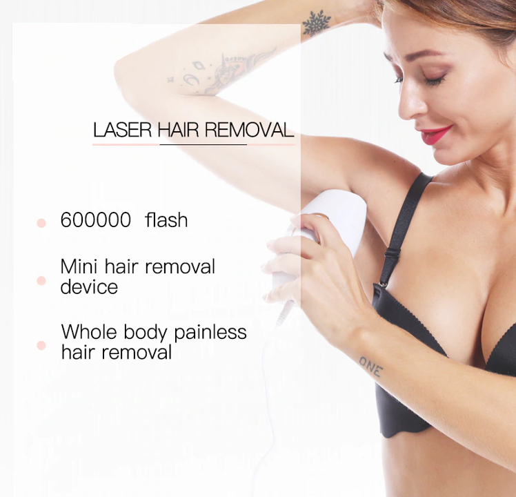 Hair Remover Laser Remove Hair Epilator Device