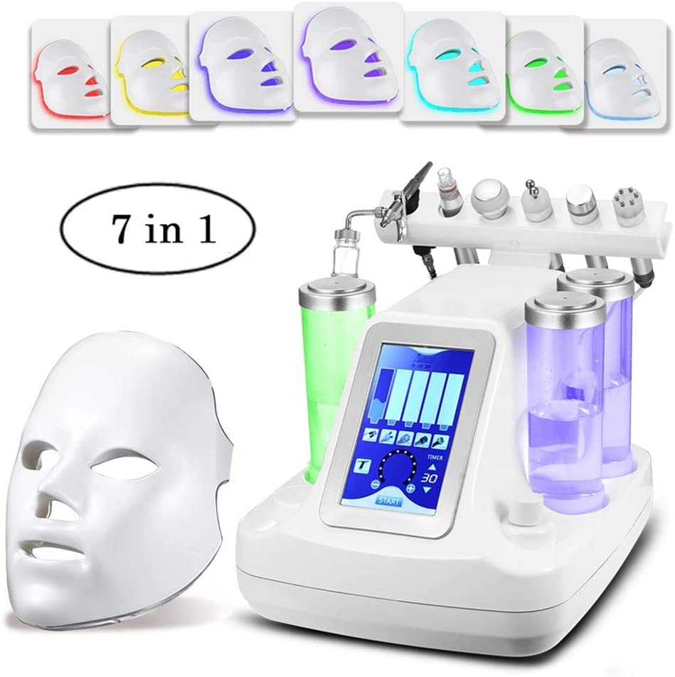Vacuum Face Skin Cleaning Hydro Water Oxygen Jet Peel Machine