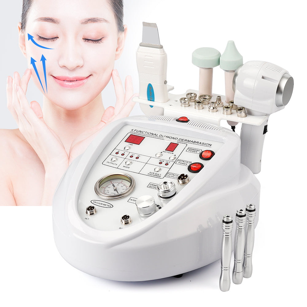 Water Dermabrasion Facial Deep Cleansing Machine
