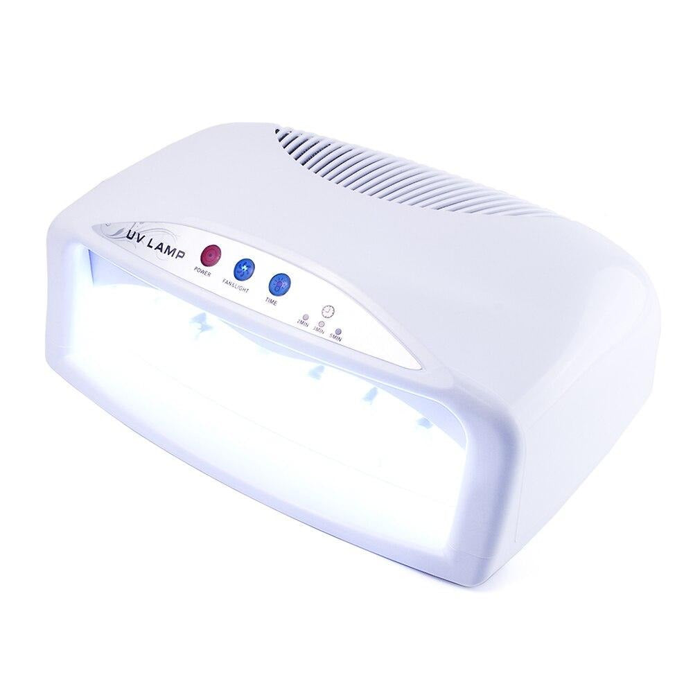 UV Lamp Nail Dryer With Fan