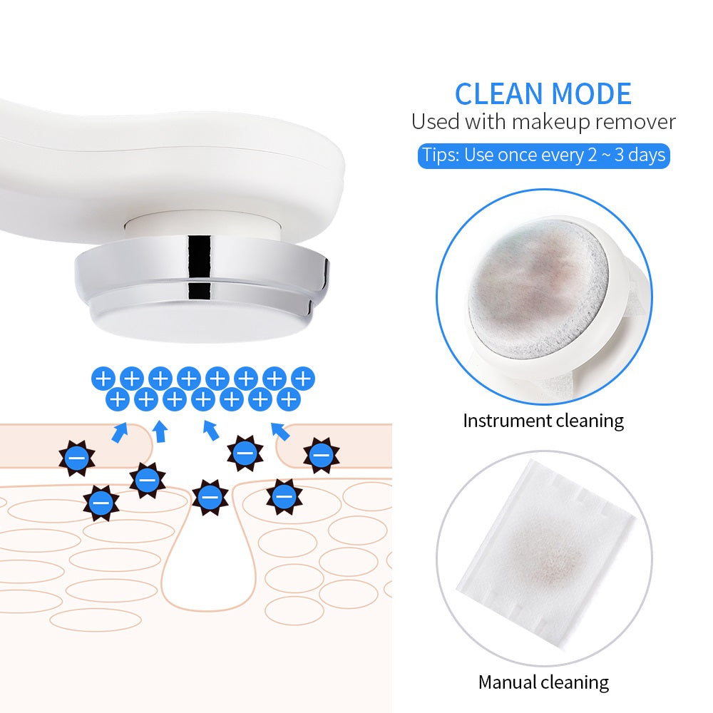 Multifunctional Wrinkle Removal Skin Lift Massager Device
