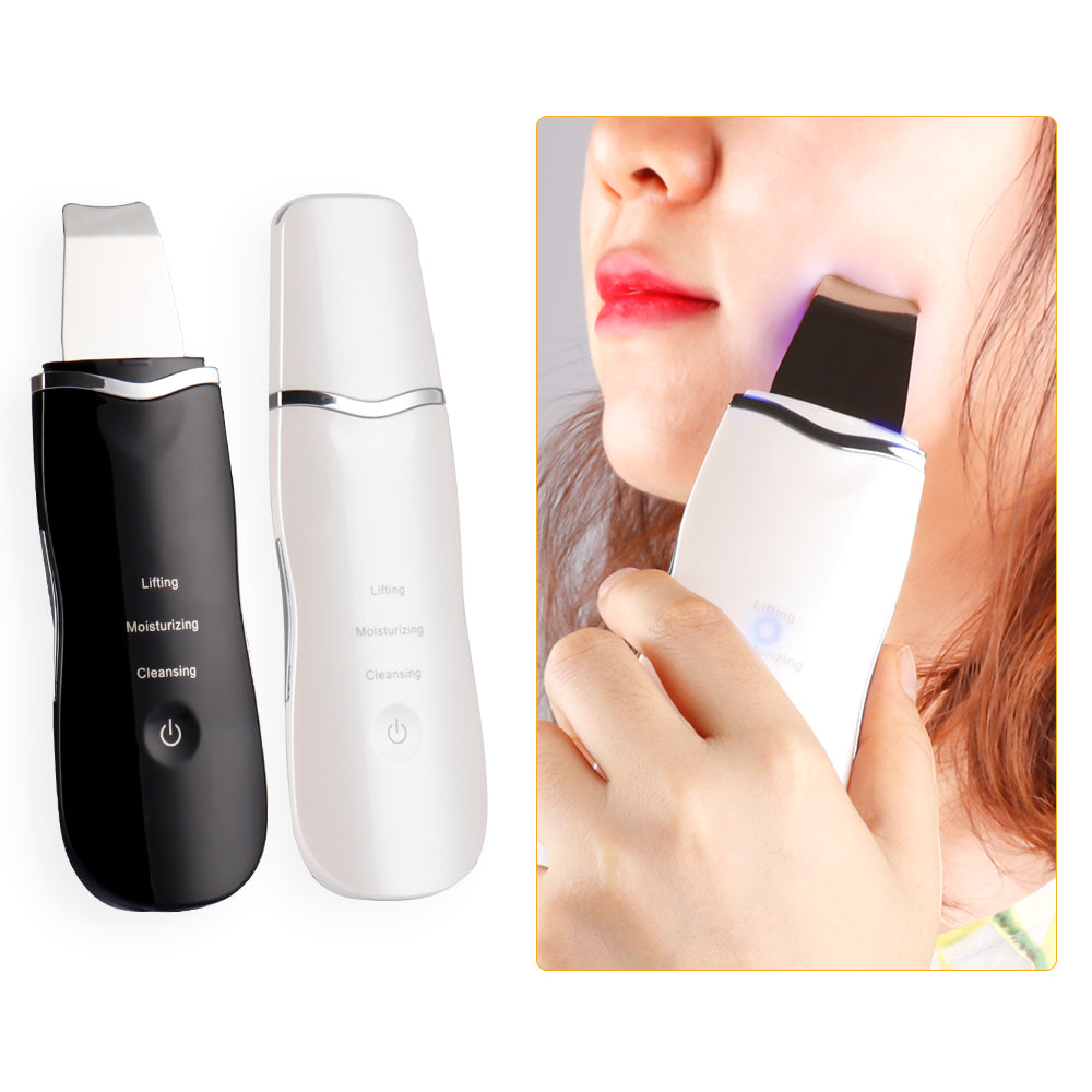 Ultrasonic Deep Face Cleaning Machine Skin Scrubber
