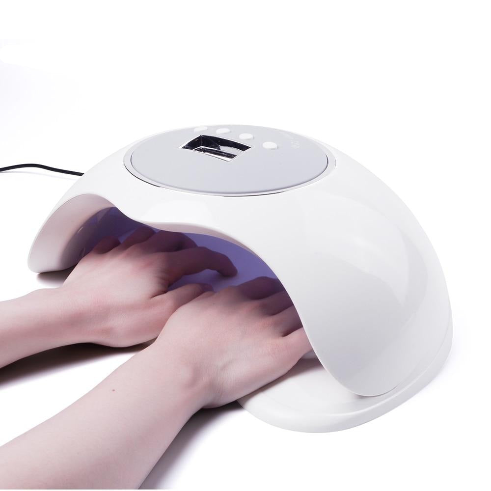 72W Ice Nail Lamp Sun Light Nail Dryer