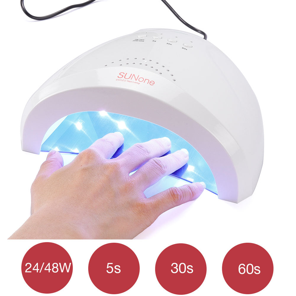 LED UV Lamp Nail Dryer Gel Polish Dryer