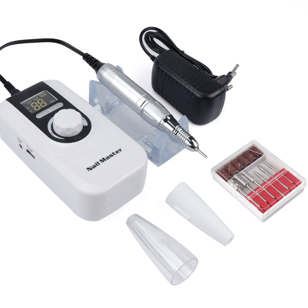 25W Multi-function Electric Nail Drill Machine