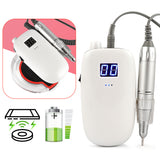 36W 30000RPM Rechargeable Wireless Charge Nail  Drill Machine