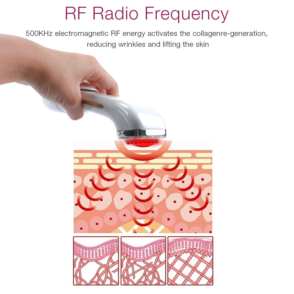 Infrared Therapy Facial RF Radio Frequency Massager