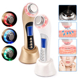 Ultrasound Device LED Photon Facial Lifting Machine