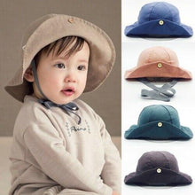 Load image into Gallery viewer, Fashion Baby's Sunhat Kids Hat
