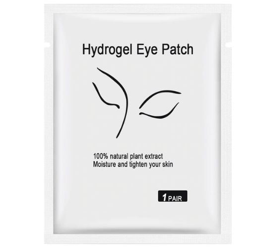Plant Extract Hydrogel Eye Pads for eyelash extensions