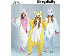 Animal Onesie CAMP  Mon-Thur, June 26-29th  9:00-12:00pm