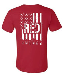 Remember Everyone Deployed Tee