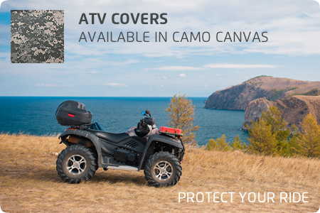 "Heavy-Duty Protection for Your ATV Side-by-Side 4 Wheeler (115"" Length) 
