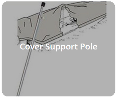 Cover Support Pole | Walk-Winn Plastic Company, Inc. boat hardware parts, transom drain plug, custom boat covers
