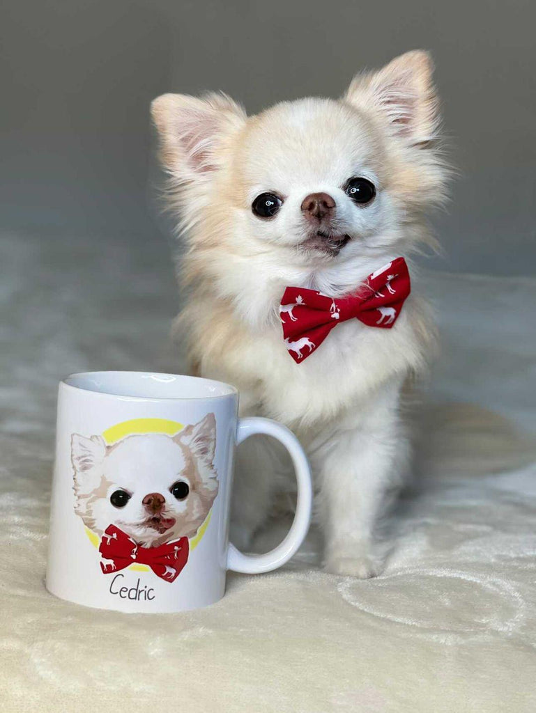 THE CEDRIC - LIMITED MUG - WoofiePuppy
