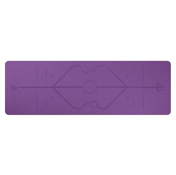 DSI Yoga Mat + Carrying Bag
