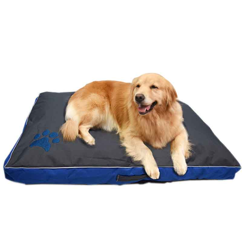 Breathable And Waterproof Bed For Large Dogs
