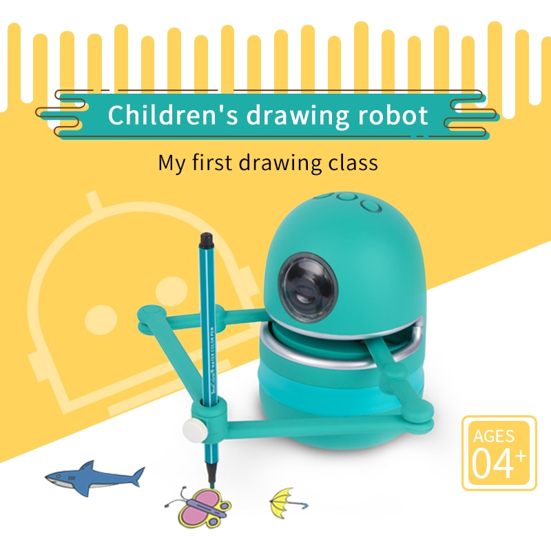Drawing Robot Toy Educational Toy For Kids