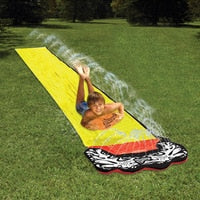 Giant Surfing Lawn Water Slides For Children