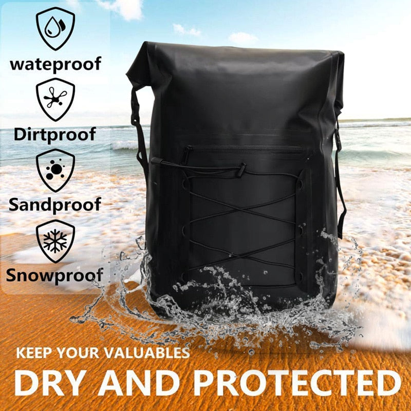 Waterproof Dry Backpack For Outdoor Sport