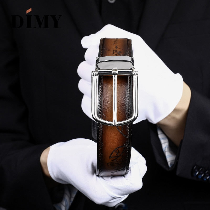 Designer Belts With High Quality And Genuine Leather For Men