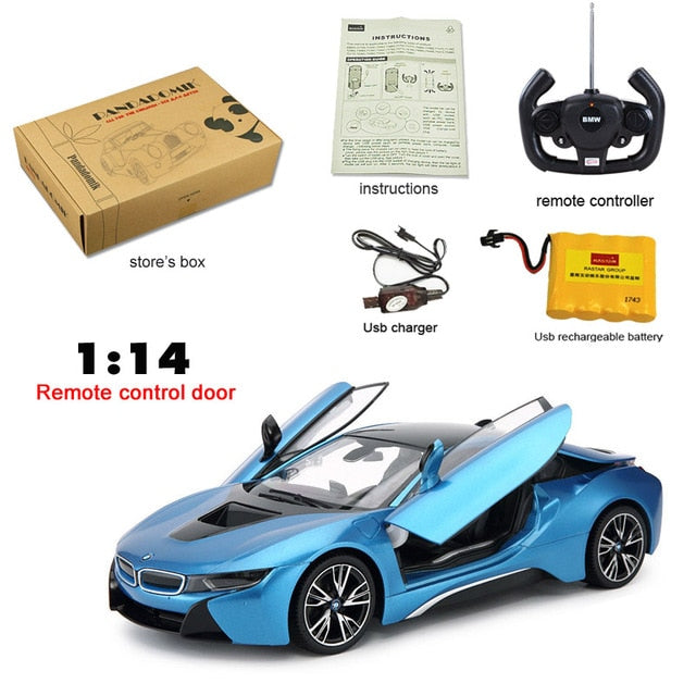 Remote Control BMW Car For Kids