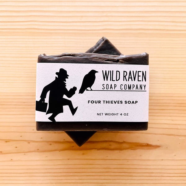 Four Thieves Bar Soap