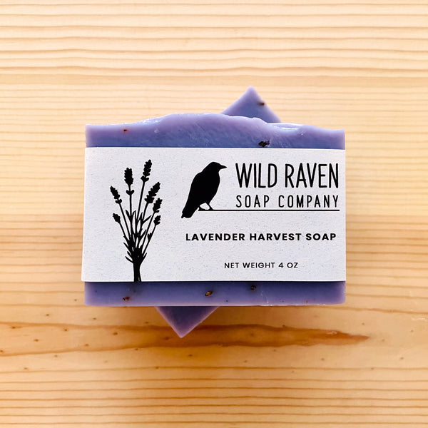 Lavender Harvest Bar Soap