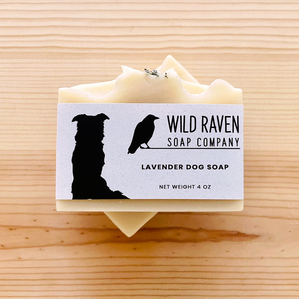 Lavender Dog Bar Soap
