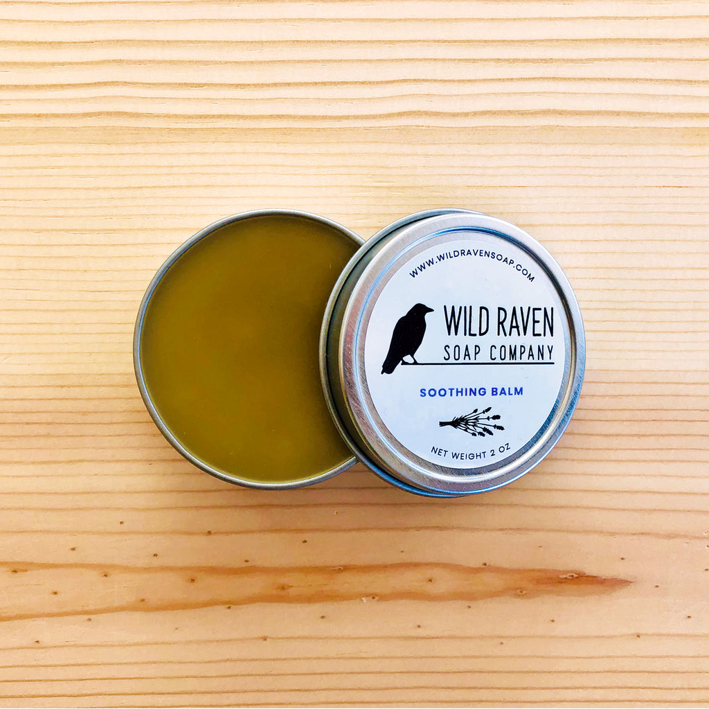 Soothing Herbal Body Balm