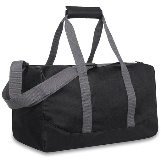 Wholesale 44cm Duffel Bag 28L Capacity - Black