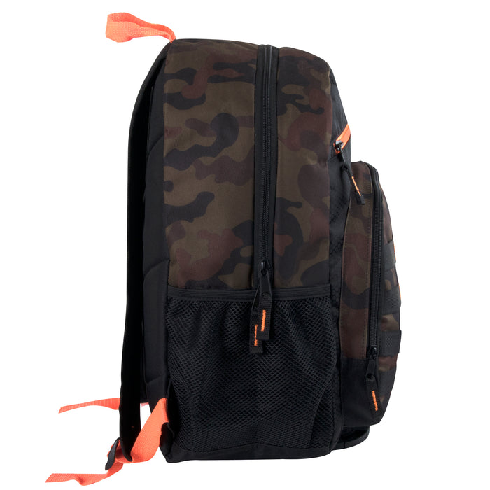 Wholesale 46cm Camo Daisy Chain Backpack 30L Capacity