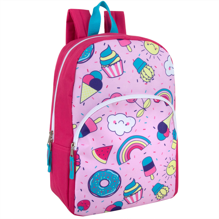 Wholesale 38cm Character Backpacks 15L Capacity