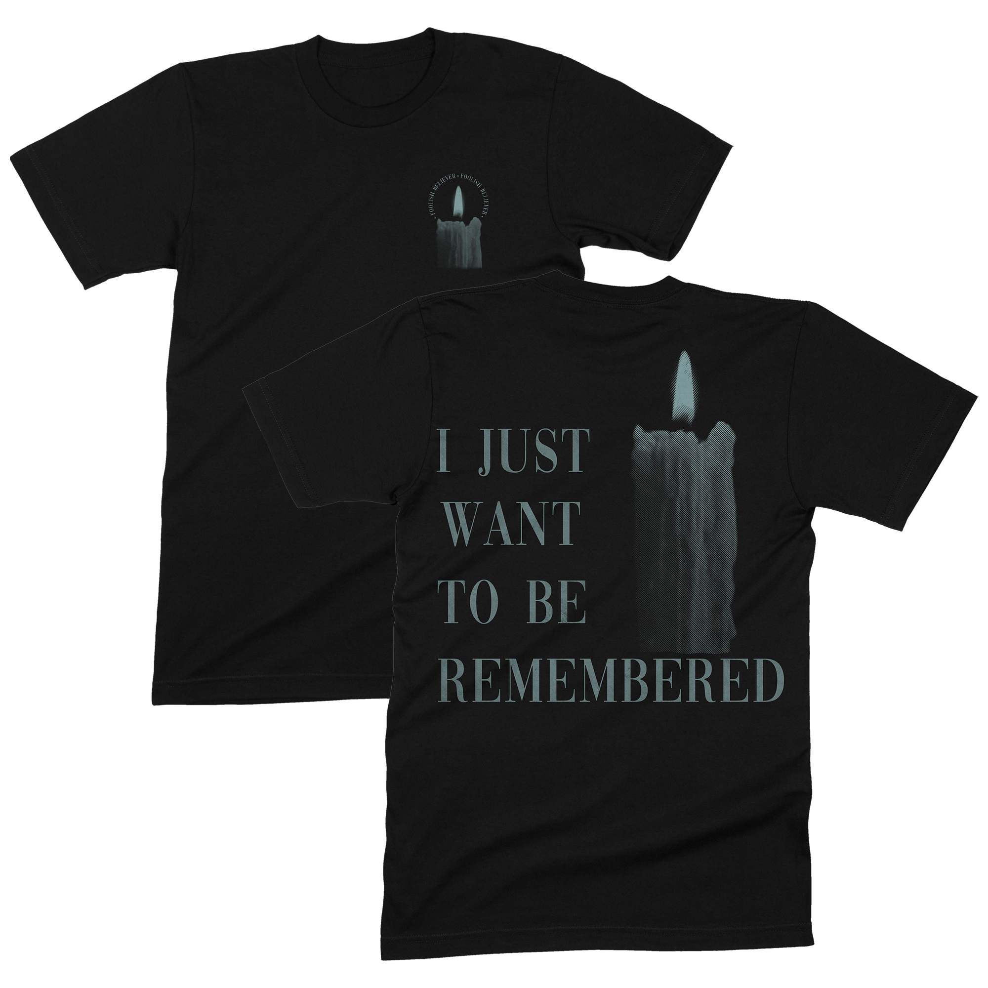 """Remembered"" T-Shirt"