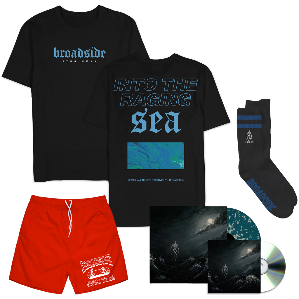 """Into The Raging Sea"" Bundle 01"