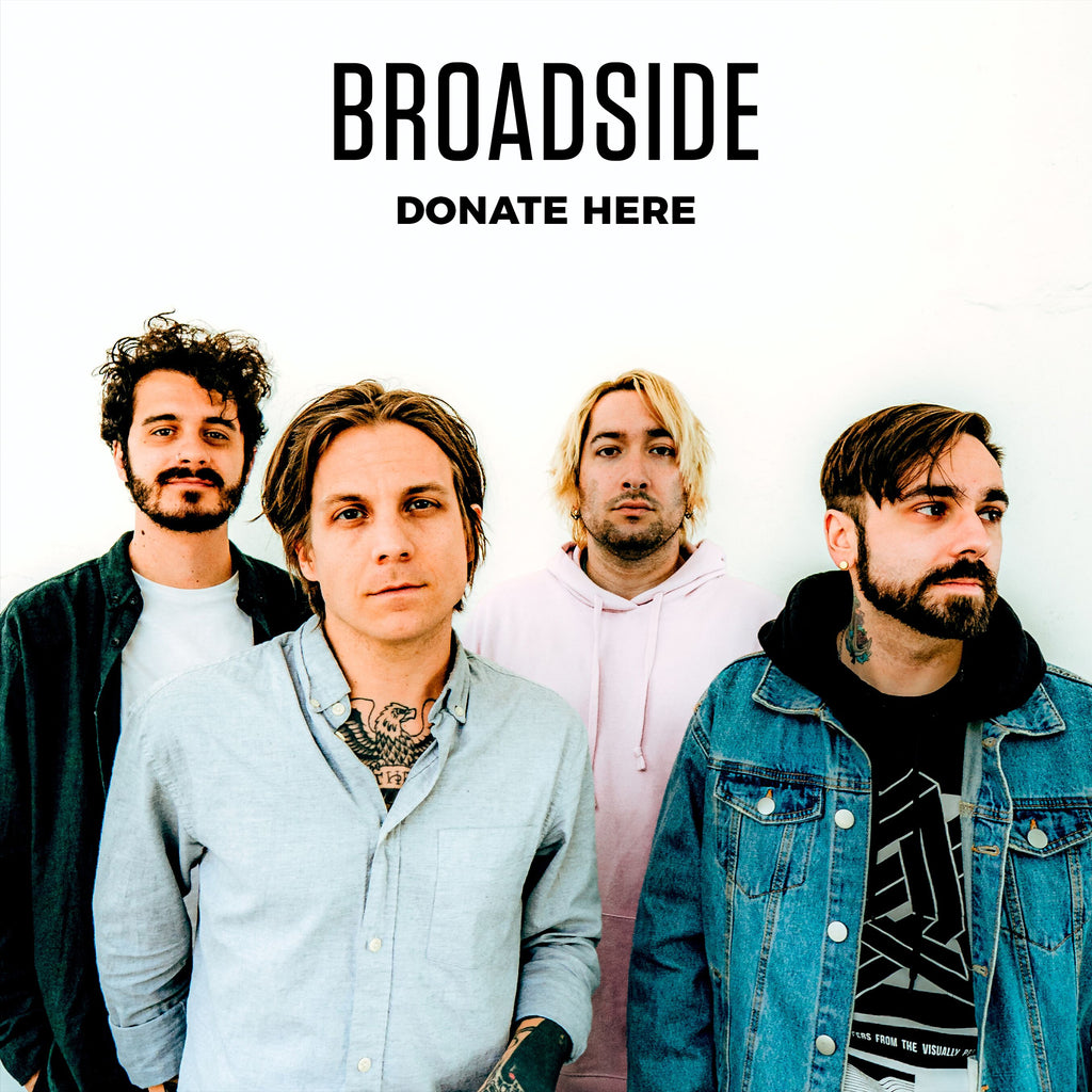 "Broadside - ""Donation"""