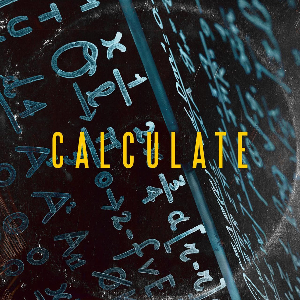 Try Again & Clout Cassette - CALCULATE [Single]