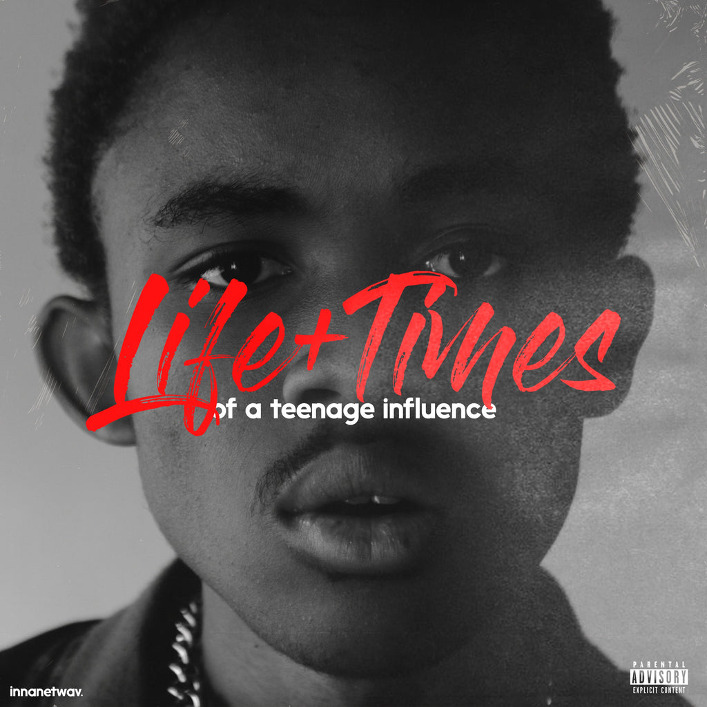 The Big Hash - Life + Times of A Teenage Influence [EP]