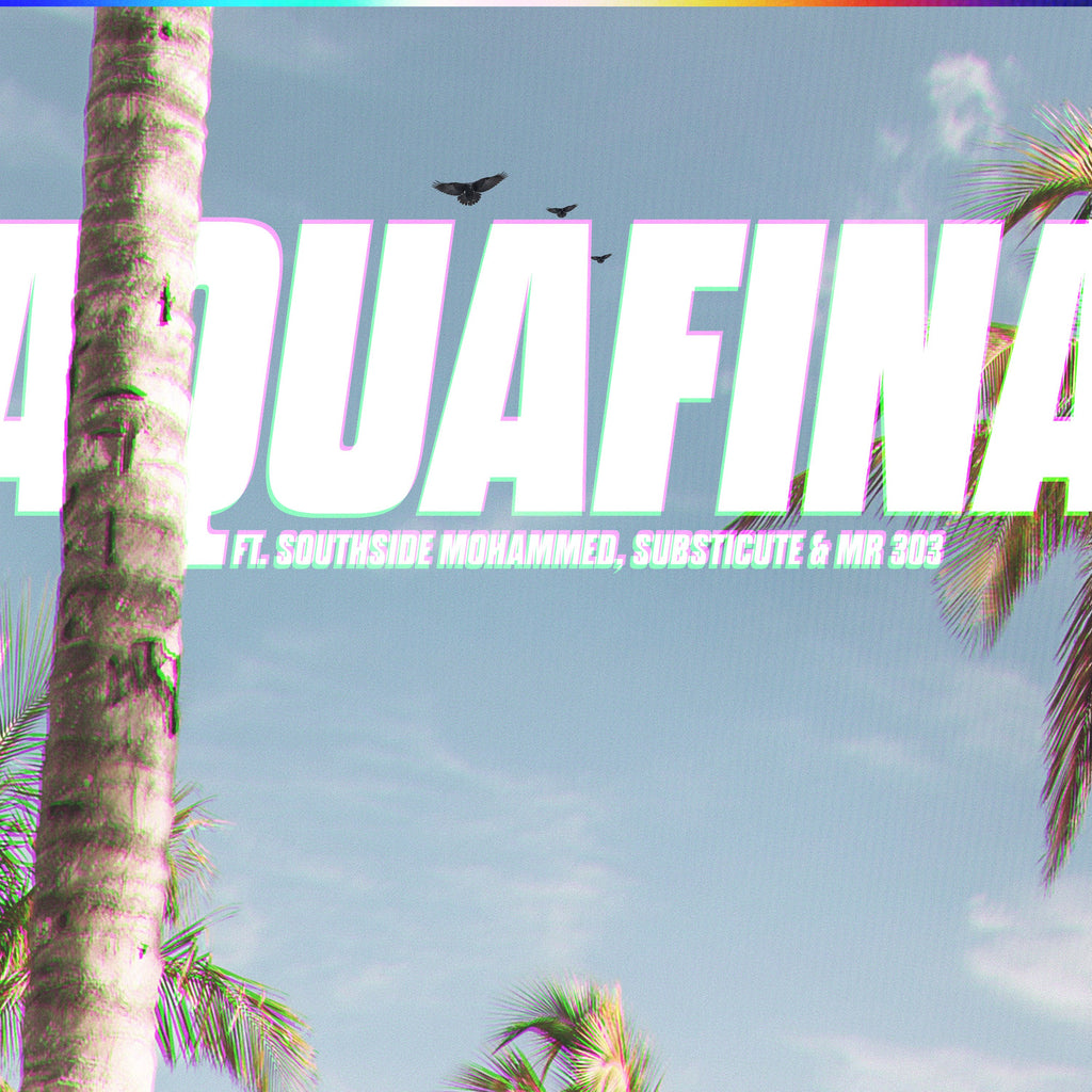 oshoku - aquafina [single] (feat. Southside Mohammed, Substicute & 303)