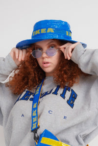 Wide Brim Ikea Hat