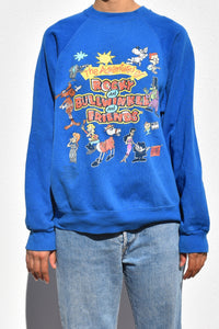 Vintage Rocky, Bullwinkle and Friends Sweater
