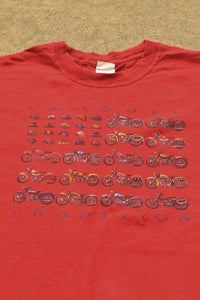 American Tradition Motorcycle T-shirt
