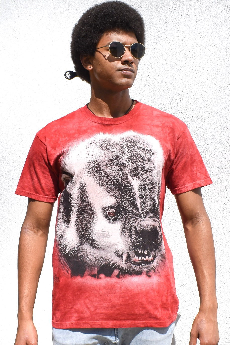 """The Mountain"" Meerkat T-shirt"
