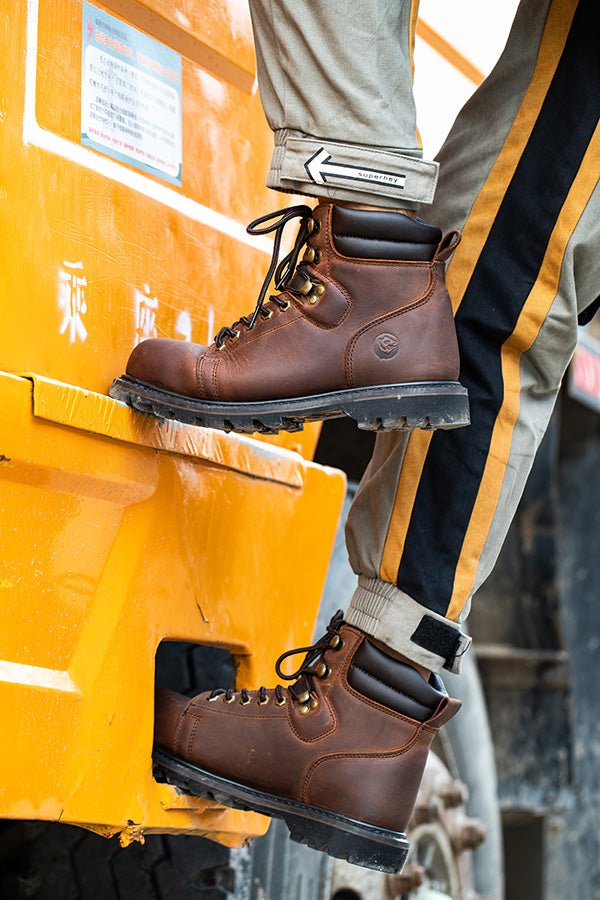 steel-toe shoes, work sneakers, safety shoes, protecker