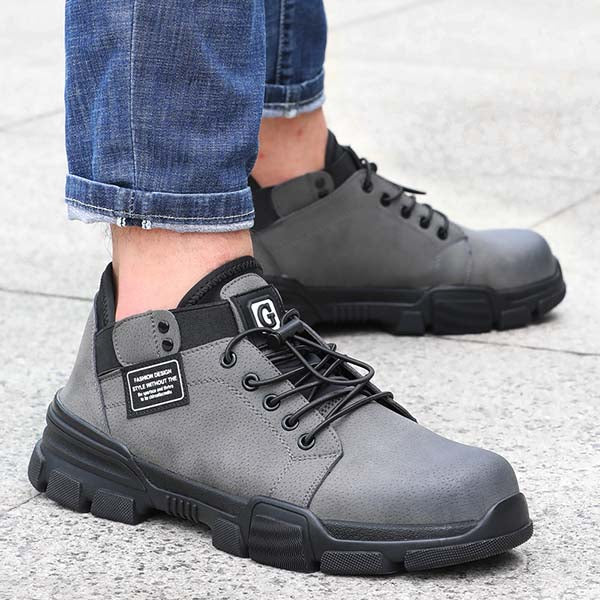Protecker-safety boots -steel-toe shoes Hyper Boots  -Hyper Boots-  GYS 9136-11