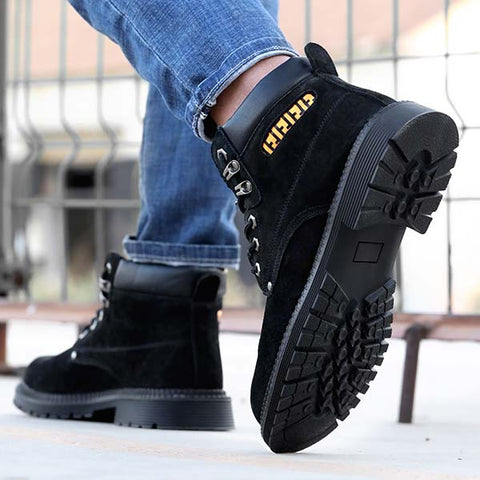Protecker-safety boots -steel-toe shoes Hyper Boots  -Hyper Boots-  GYS 9186-8
