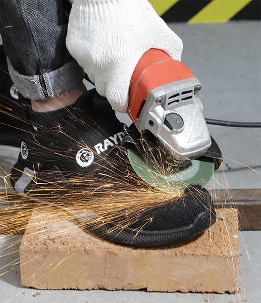 steel-toe shoes, safety shoes, work sneakers