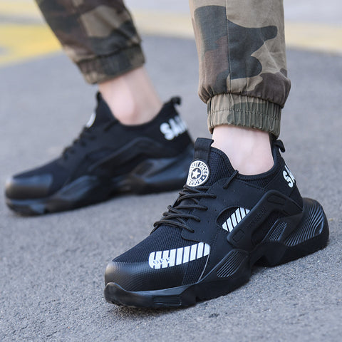 work sneakers, safety shoes
