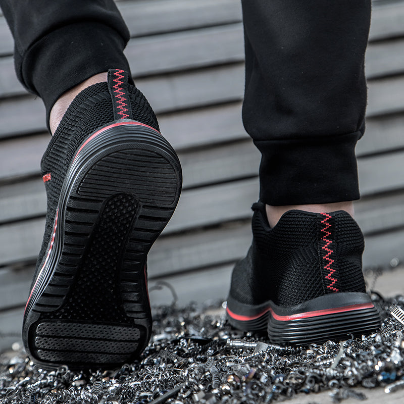 Breathable Puncture Proof Safety Shoes